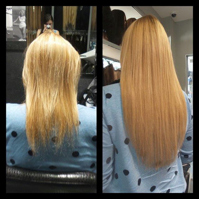 Цена наращивания волос барнауле